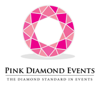 Pink Diamond Events Mobile Logo