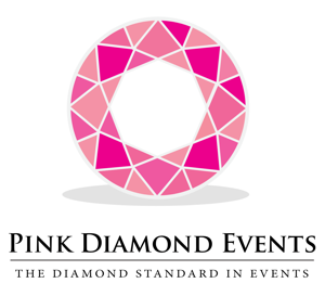 Pink Diamond Events Logo